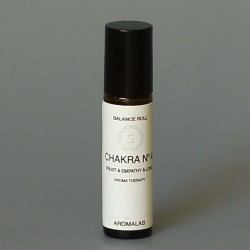 CHAKRA 4. Roll on