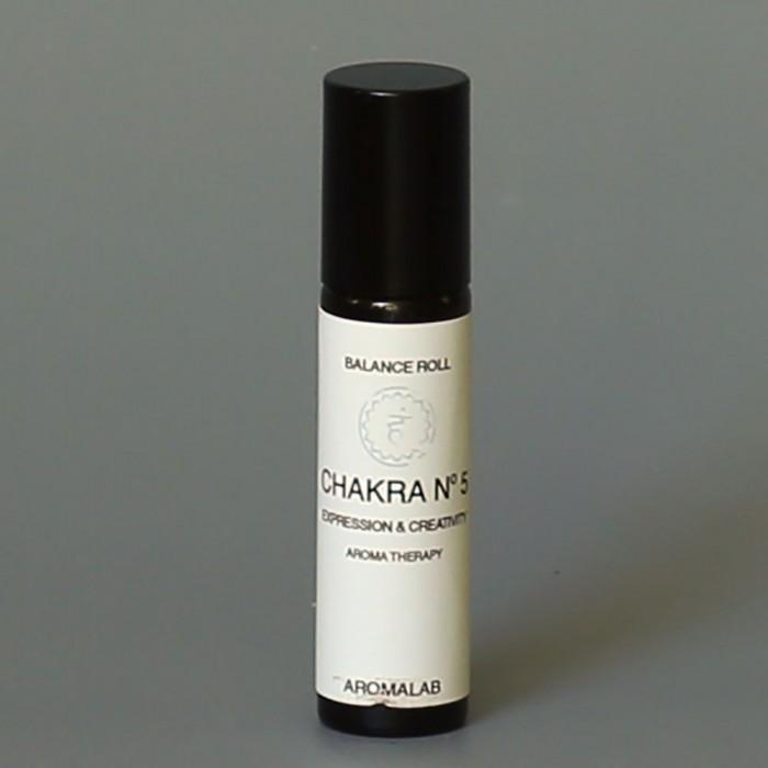 CHAKRA 5. Roll on