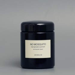 No mosquito candle